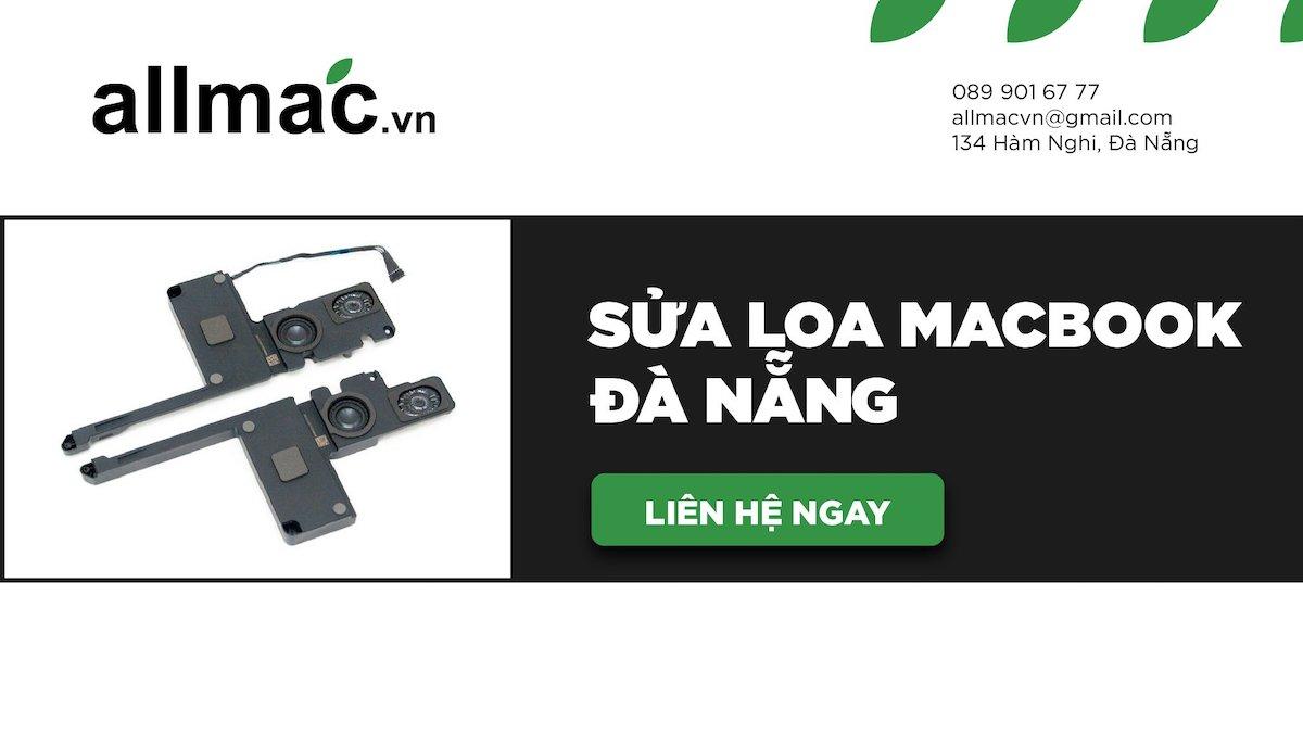 sua loa macbook da nang