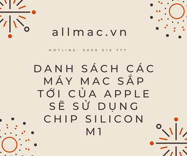 chip Silicon M1