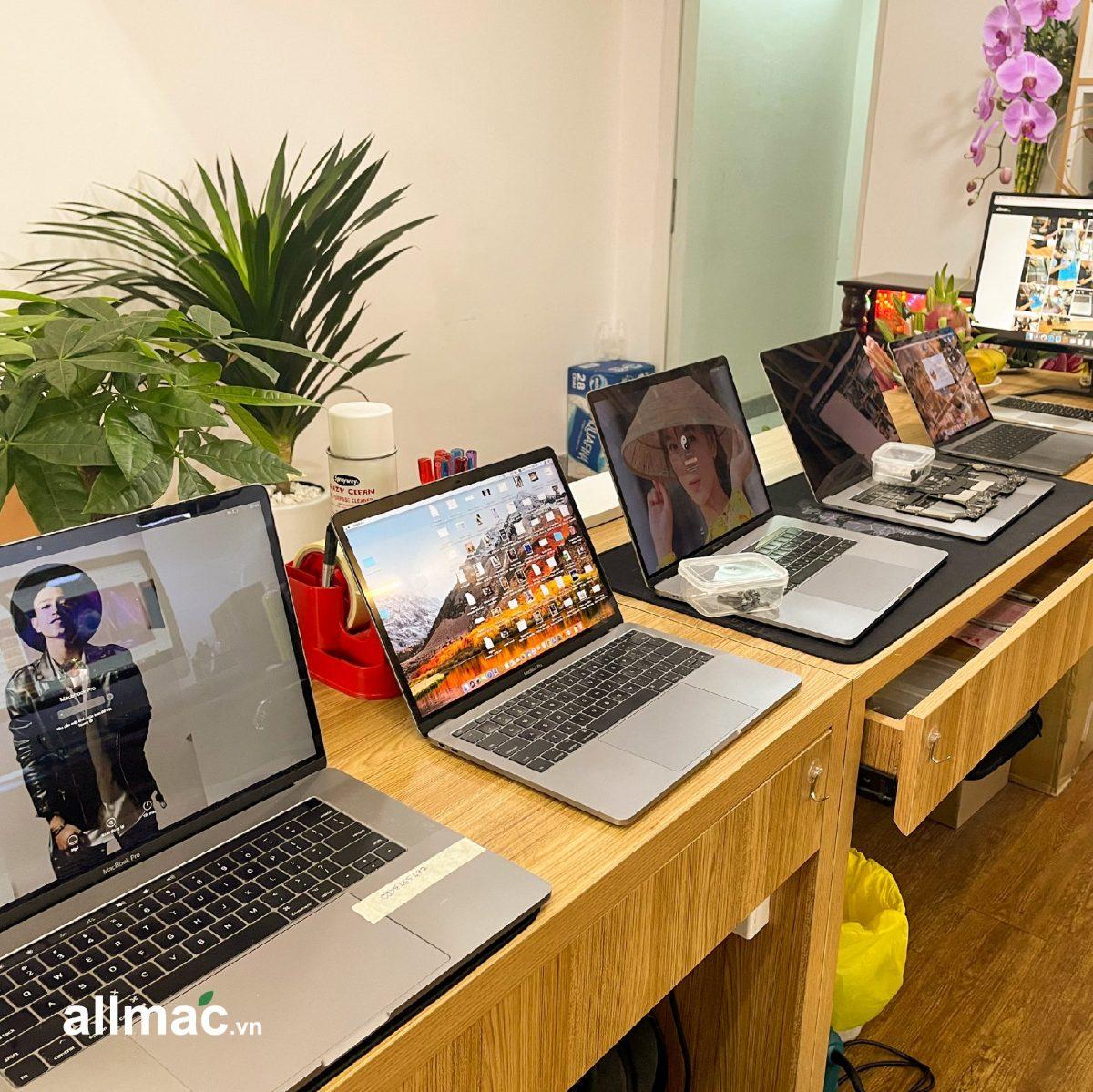 MacBook không sử dụng linh kiện kém chất lượng